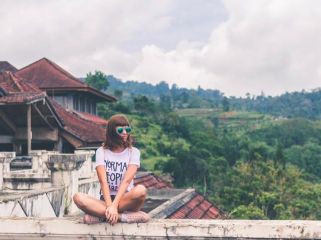 Viajo sola: ¿qué puedo hacer?