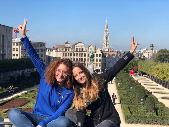 Busca compañeros de viaje y visita Bruselas este invierno